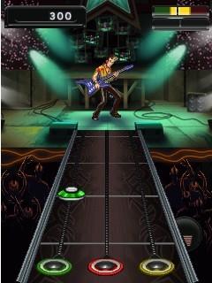 Симулятор игры на гитаре вас ждет
